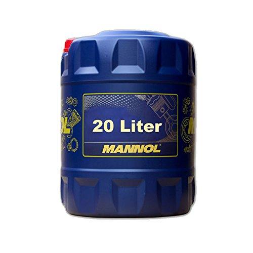 MANNOL 1 x 20L 2-Takt Plus API TC/Motorradoel JASO FD