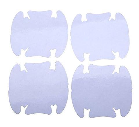 20PCS films Sticker Autocollant Voiture Poignée de porte Protection d'anti-rayures