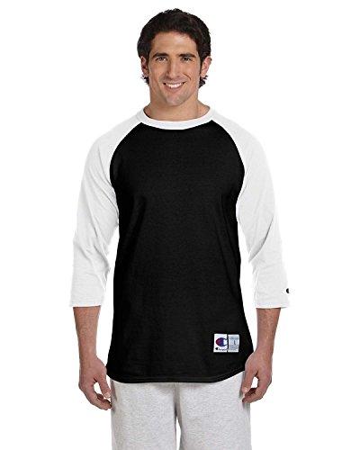 champion-mens-tagless-baseball-raglan-t-shirt-black-white-xx-large-us