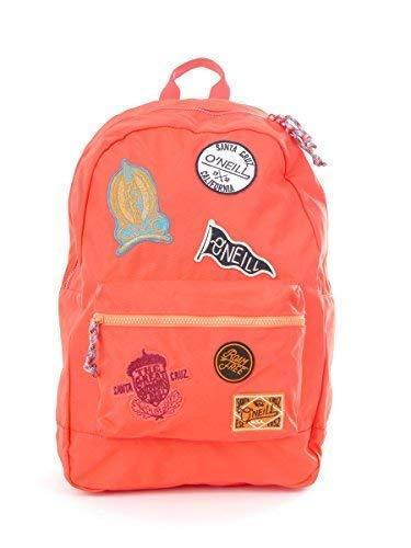 O´Neill Rucksack Backpack Ranzen Badge rot Patch Aufnäher stylisch 17L