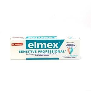 Elmex-Elmex Sensitive Professional Dentifrice Pro-argin 75ml