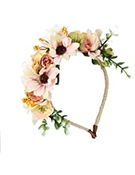Suchergebnis Auf Amazon De Fur Flower Crown Beauty