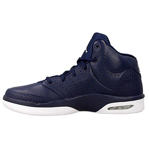 new arrival e9069 d1ef8 ... inexpensive sko tradisjon blå azul sort basketball flight hvit mann  jordan sport navy midnight nike eqhw8xaya