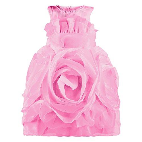 Katara 0730133659836 Disney Fairies Festkleid, Hell-Rosa, 98/104 (Etikett 100)