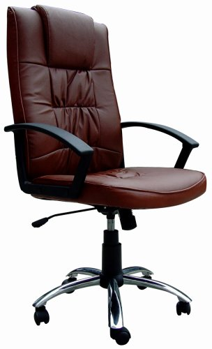 Logic Imports Brown Office Chair