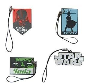 Star Wars 5-Piece Phone Charms Set