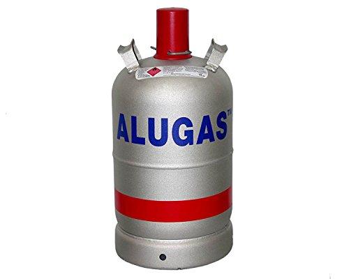Alu Gasflasche 11 Kg leer leichte Camping Gas-Flasche f. Gasgrill Heizung
