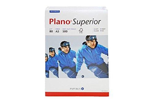 Papyrus 88026798 Multifunktionspapier PlanoSuperior 80 g/m², A5 500 Blatt weiß