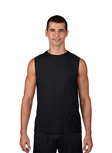 Gildan Leistung ärmelloses T-Shirt