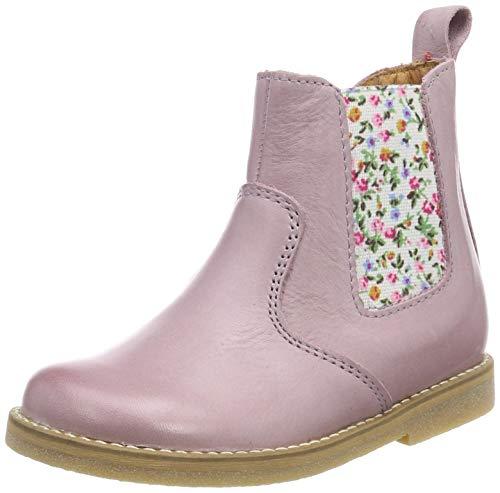 Froddo Mädchen G3160098-4 Girls Chelsea Boots, Violett (Lilac I20), 34 EU