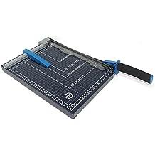 PrimeMatik 53x40cm Cizalla de palanca para cortar papel B3