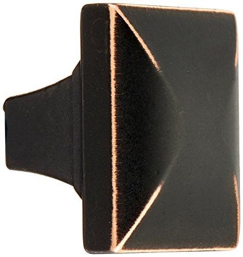 Brainerd P18008V-VBC-C 1-1/8 Beverly Kitchen Cabinet Hardware Knob, Bronze with Copper Highlights by Brainerd -