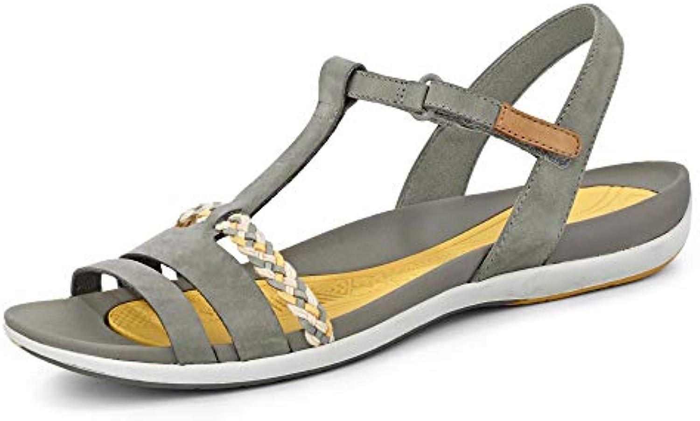 Clarks Lacci Scarpe per Donna, Coloreee Grigio, Marca, Modello Lacci Scarpe per Donna 86463 Grigio | prezzo al minuto  | Uomini/Donna Scarpa