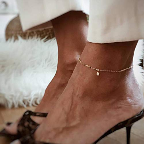 Knöchel-socke Stricken Muster (Gaddrt Fußkettchen-Art-Element-Retro- Farbseil gesponnene Muster-Kette)