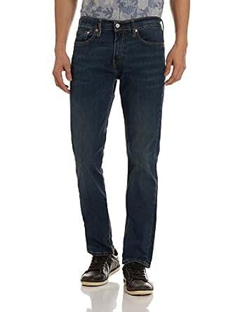 Levi's Men's 511 Slim Fit Jeans (6901935886810_18298-0150_42W x 34L_Blue)