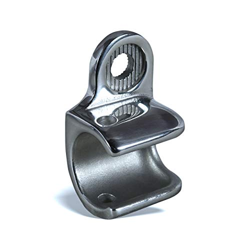 Velmia Fahrradanhänger Kupplung für Thule Anhänger [1 Stück] I Fahrrad Anhängerkupplung für Thule Chariot Modelle I Zusätzliche Fahrrad Kupplung für Kinderanhänger inkl. Montageanleitung