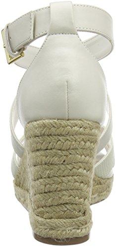 Carvela Damen Smashing Sandalen Weiß (White)