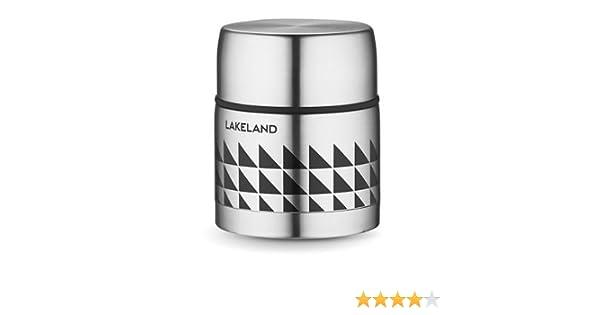 1 Litre Lakeland Stainless Steel Thermal Vacuum Flask
