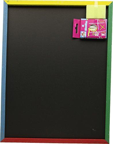 Anker-Kids Create Arts und Crafts Kreide Board mit 6Kreiden, Kunststoff, sortiert Farbe, groß