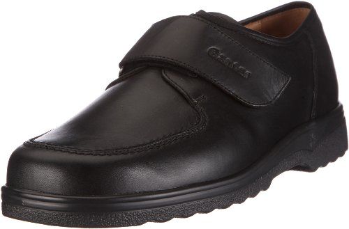 Ganter Eric Weite I 2-256111-01000, Chaussures basses homme Noir - V.6