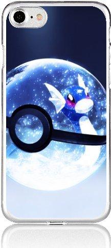 POKEMON iPHONE Schutz Hülle Disney Cartoon Comic Anime Motive Case TPU TeilB blauer Pokeball iPhone 6/6s blauer Pokeball