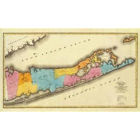 New York - Suffolk County, 1829