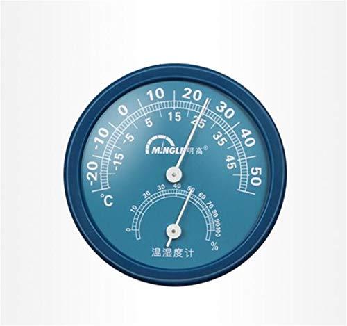 Higrometro Digital Termometro Higrometro Digital Relojes Jardin Hogar Termómetro E Higrómetro De Pared...