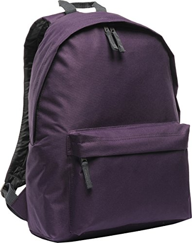 Creativeminds Uk, Herren Schultertasche Majestic Purple