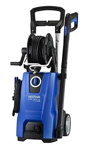 Nilfisk D-PG 130.4-9 X-tra, Hochdruckreiniger, blau, 128470529