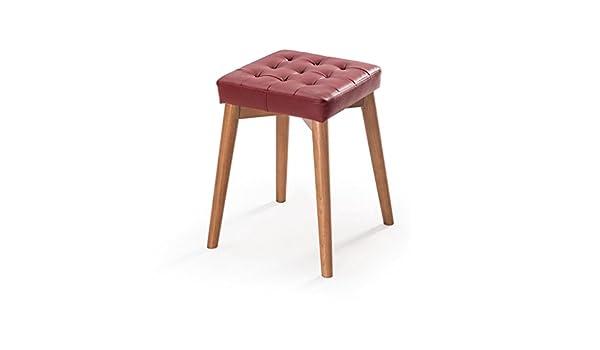 Sedia sgabello in legno massello sgabello a quadri sgabelli