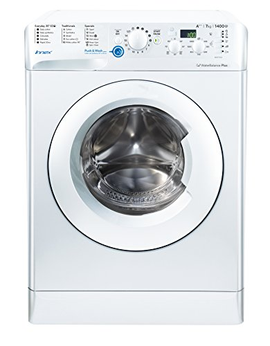 Indesit BWD 71453 W UK Washing Machine - White