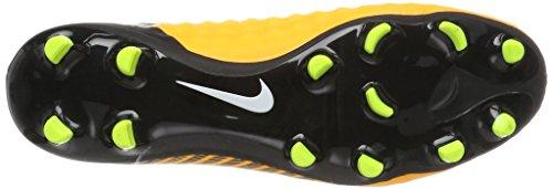 Naranja láser Zapatos Magista Color blanco negro Nike Naranja Onda Blanco De verde Formación Hombre Fútbol De Voltios Fg Ii npSwHvqO