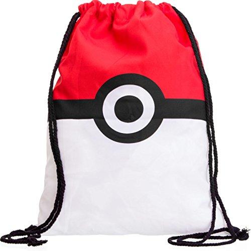 style3 Poké Borsa da spalla sacco sacchetto drawstring bag gymsac