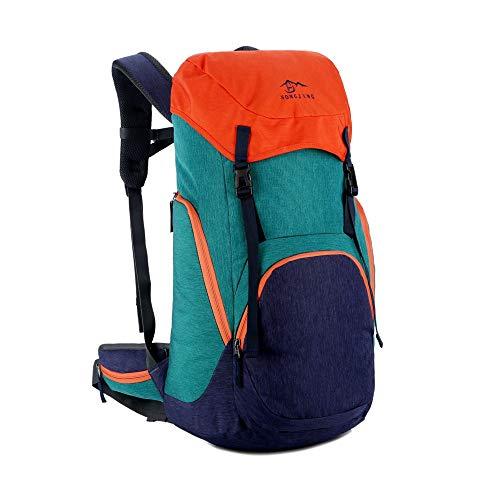 Sweanty borsa da spalla sportiva per esterni multifunzione impermeabile tempo libero da escursione escursionismo alpinismo colore zaino, verde