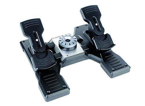 Logitech G Saitek PRO Flight Rudder Pedals (Saitek System Flight Pro)