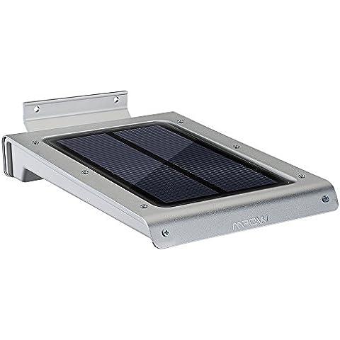 Mpow Faretto Solare da Parete con Sensore di movimento automatico