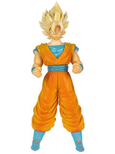 Super Saiyajin Figur von Son Goku aus PVC (Kostüm Dragon Ball Z)