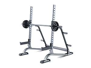Body-Track BT533 Cage à squat Hi-Professional Multipress
