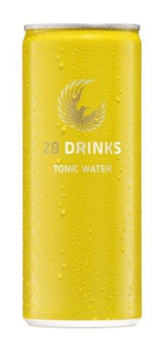 28 Drinks Tonic Water 6 x 250ml (inkl. Pfand)