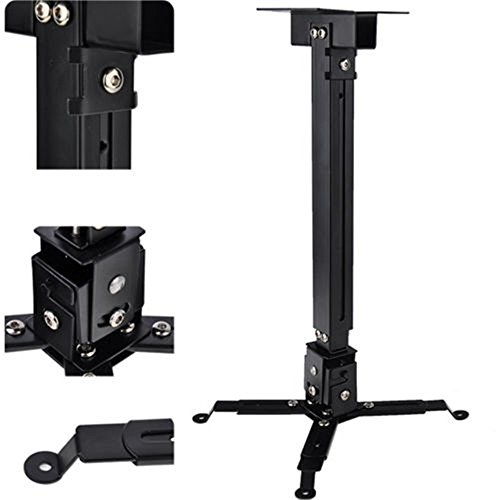 ardisle-universal-lcd-dlp-projector-mount-ceiling-wall-bracket-roof-stand-adjustable