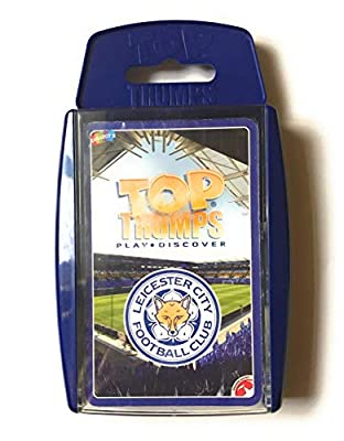 Top Trumps Leicester City Football Club - Card Game