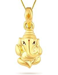 TBZ - The Original 22k Yellow Gold Daily Wear Religious Pendant