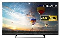 Sony BRAVIA KD49XE8004 49 Inch Smart TV - 4K HDR UHD (Black)