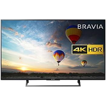 sony bravia kd49xe8004 49 inch tv 4k hdr ultra hd. Black Bedroom Furniture Sets. Home Design Ideas