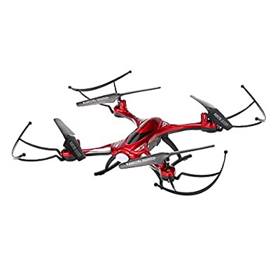 GoolRC T6 RC Waterproof Drone Quadcopter with Headless Mode & One Key Return RC RTF Drone 2.4G 4CH 6-Axis Gyro Quadcopter