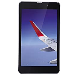 IBALL Slide Wings 4GP(Silver Chrome, 16GB ROM, 2GB RAM, 8 Inches with Wi-Fi+4G VOLTE)