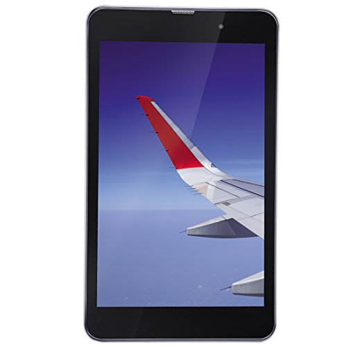 iBall Slide Wings 4GP Tablet (16GB, 8 Inches, WI-FI) Silver, 2GB RAM Price in India