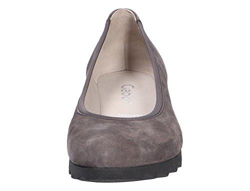 Damen Grey Gabor Dark Gabor 19 Basic Damen Pumps Grau 8pwqEwZ