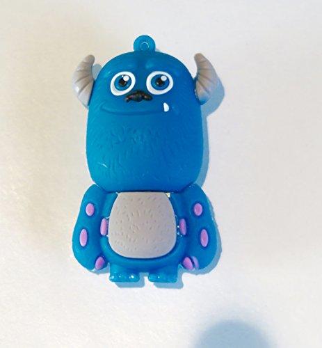 Monster Inc Sully Charakter 32GB Neuheit USB 2.0Flash Memory Stick Drive (Inc Monsters Sully)