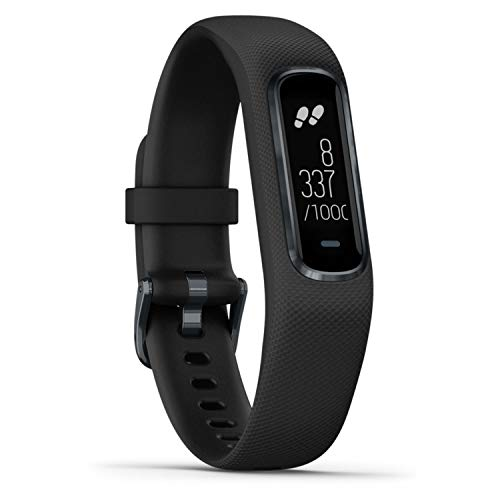 Garmin vívosmart 4 Fitness-Tracker - stilvolles Design -